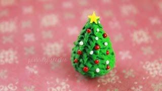 DIY: Christmas Tree Polymer Clay Tutorial