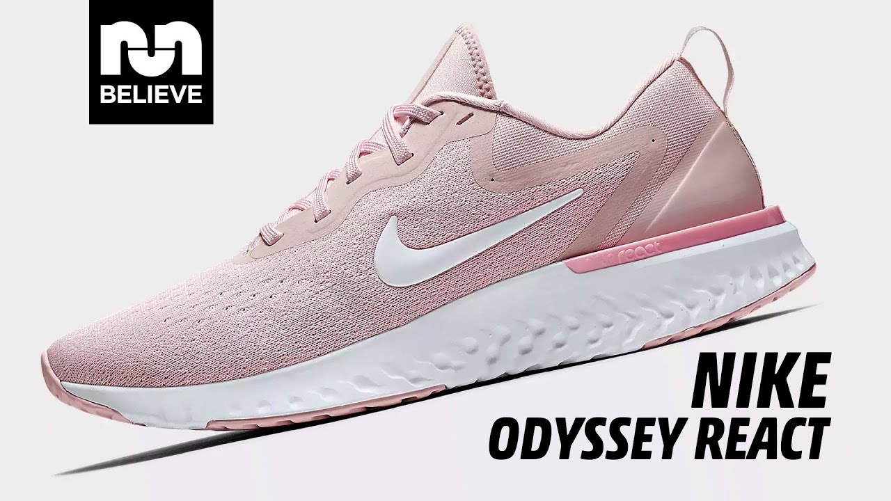 2552648746c Nike Odyssey React Performance Review - YouTube