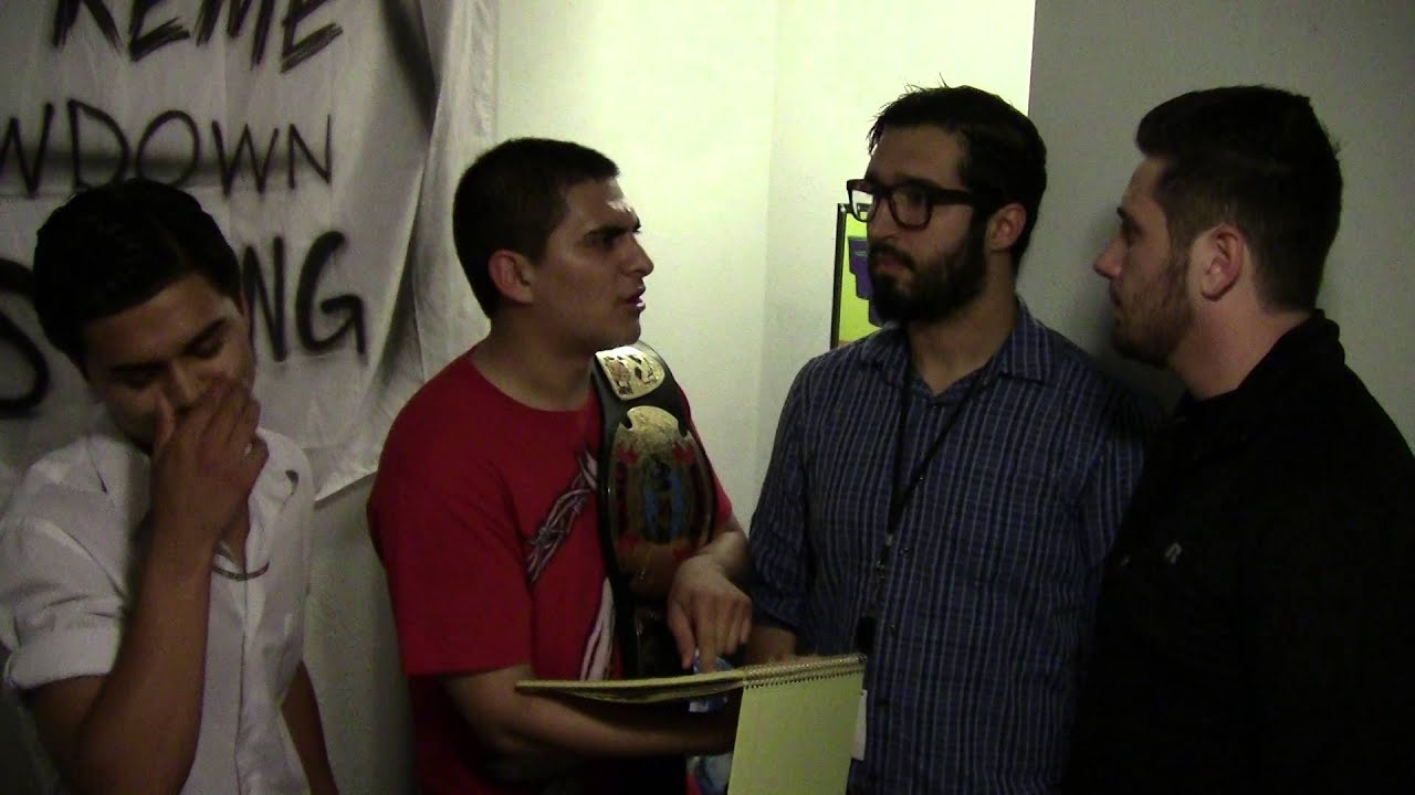esw 2015 the bloodline puts lynn ledford in his place youtube