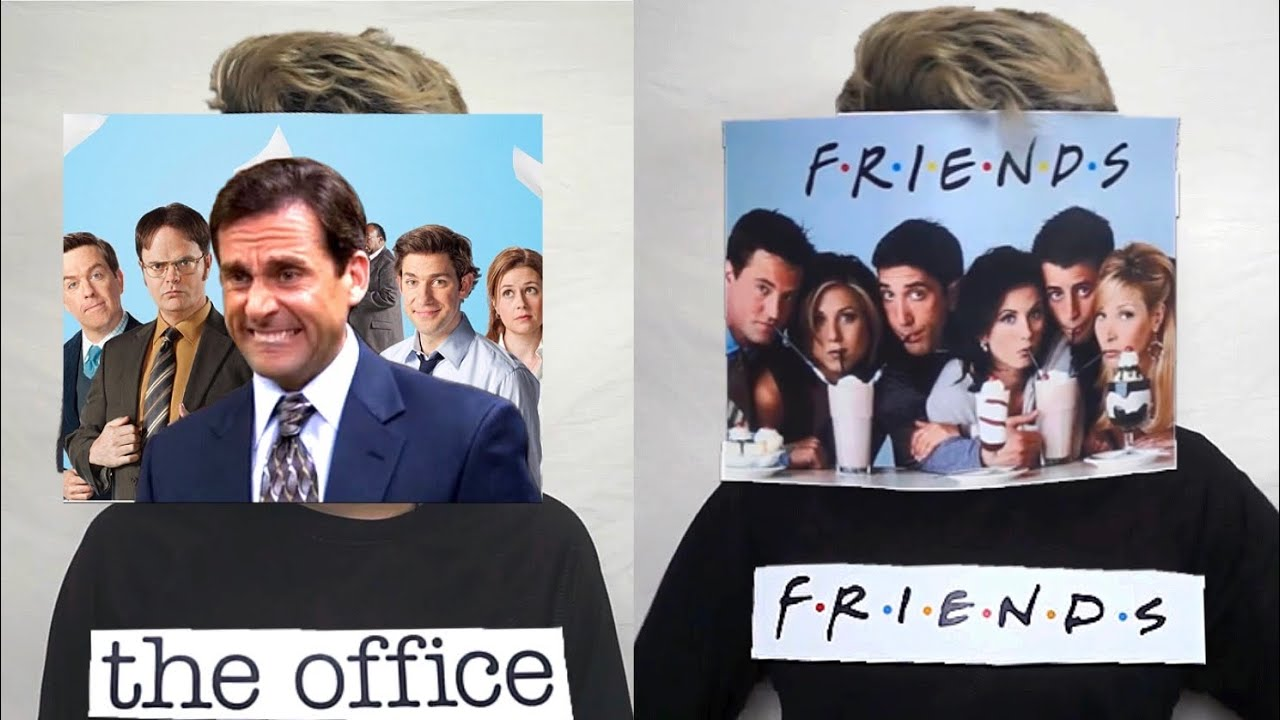 If 'The Office' and 'Friends' had a Rap Battle..