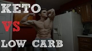 WHY I DO A KETOGENIC DIET | Ketogenic Diet VS Low Carb Diet