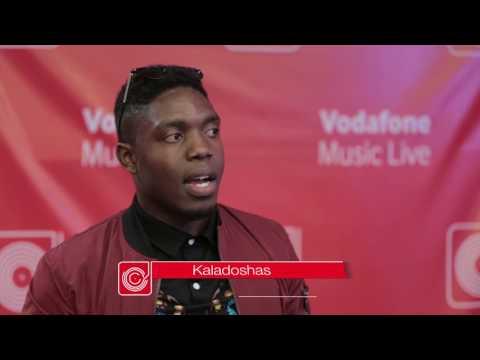Vodafone Music Zambia Live Session feat Chanda Mbao & Kaladoshas