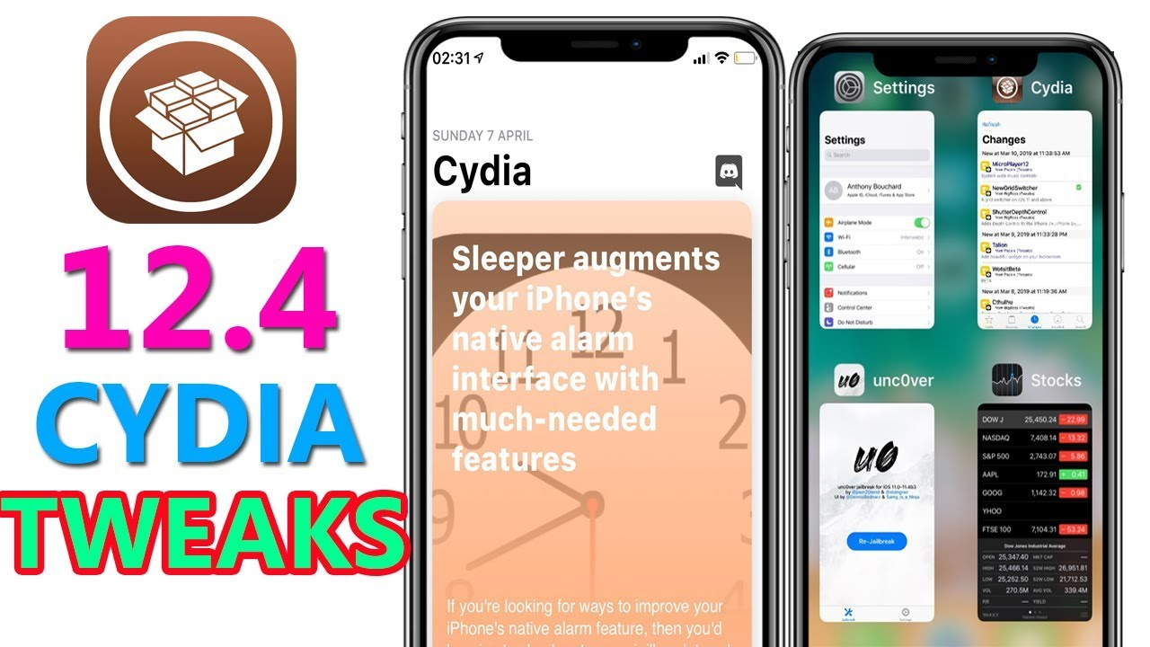BEST Jailbreak Tweaks for iOS12- 12 4! (Cydia & Sileo)
