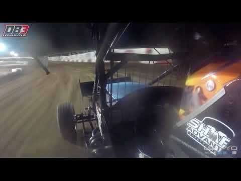 db3imaging On-Board: Sheldon Haudenschild| Thunderbowl Raceway | March 9, 2018
