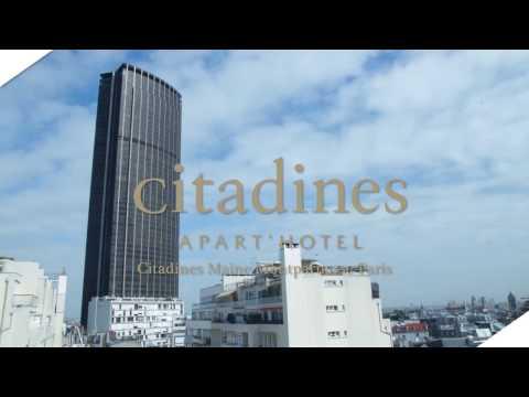Citadines Maine Montparnasse Paris
