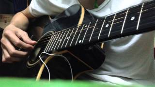 Chua Bao Gio - Co Khi Nao Roi Xa || Guitar Solo by Bean