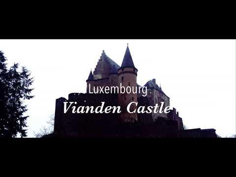 Luxembourg: Vianden Castle