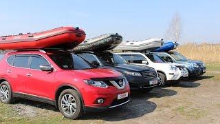 Открытие сезона - тест-драйв надувных моторных лодок VULKAN.