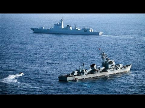 China Warns U.S. Over South China Sea