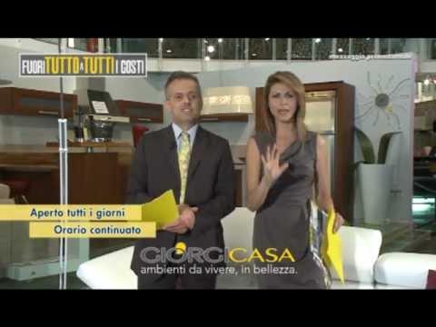 GIORGI CASA - Fuori TUTTO a TUTTI i costi - YouTube