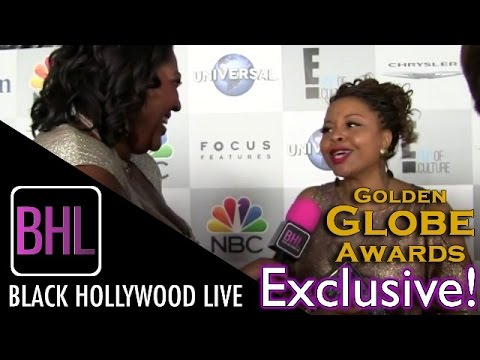 Tymberlee Hill @ NBC Universal's Golden Globe Awards Afterparty  Black Hollywood Live