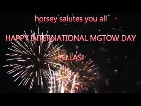 INTERNATIONAL MGTOW DAY - 2016