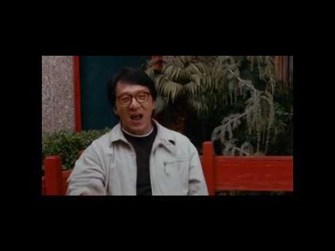 Jackie Chan's Rap