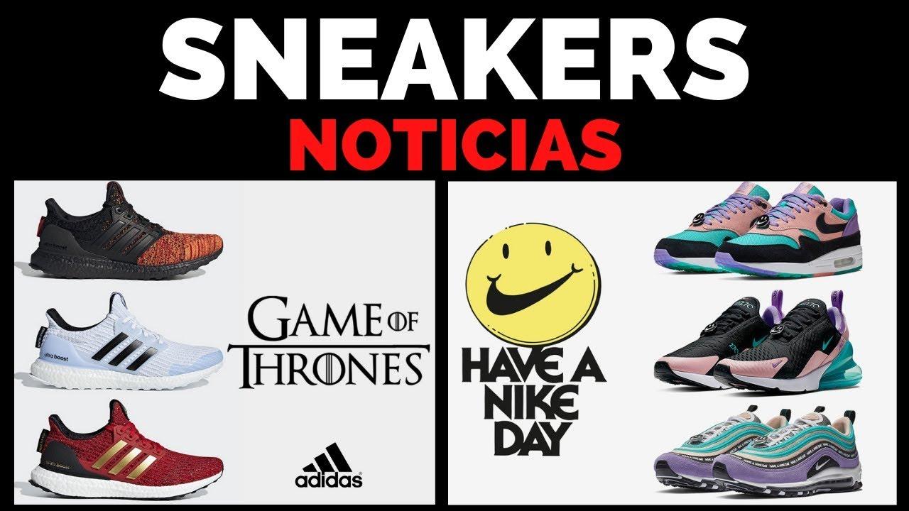 Sneaker Hispano Podcast – Episodio 4 NOTICIAS