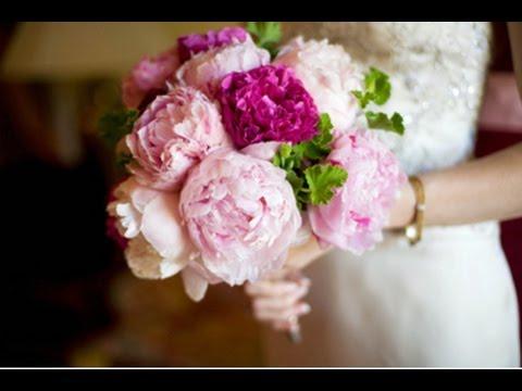 Do It Yourself Silk Flower Wedding Bouquets Flowers Ideas Youtube