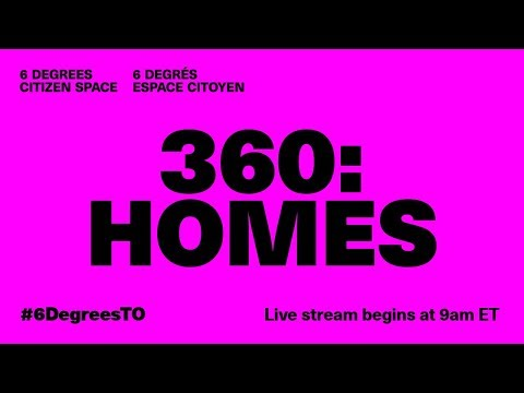 360: HOMES, 6 Degrees Citizen Space