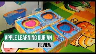 Gambar cover Cara Pakai Mainan Apple Learning Qur'an