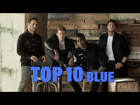 TOP 10 Songs - Blue