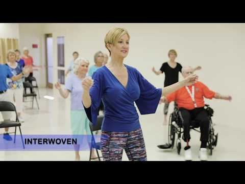 DVD Preview of Chi Dance with Kim Kubsch