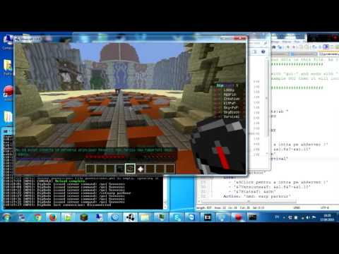 Tutorial - cum adaugi Busola pe Lobby/Hub avand un server BungeeCord