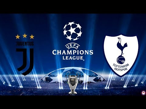 Juventus vs Tottenham   UEFA Champions League 2017/2018   Round of 16 - 1st Leg   FIFA 18 Simulation