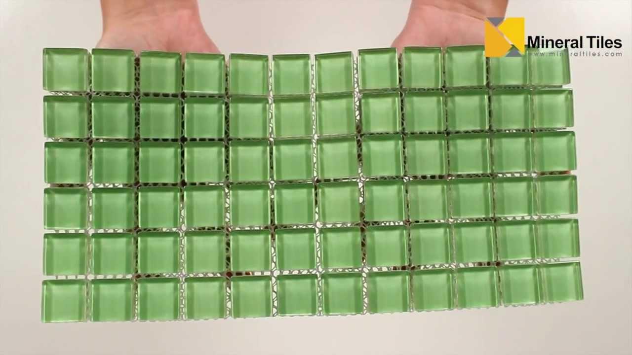 Glass mosaic tile backsplash light green 1x1 101chiglabr124 glass mosaic tile backsplash light green 1x1 101chiglabr124 dailygadgetfo Choice Image