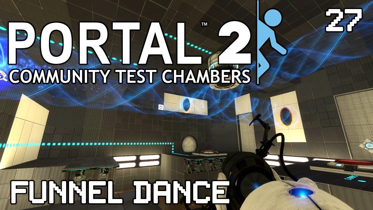 portal карта 2 в играть