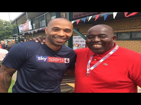 Can Robbie Beat Thierry Henry In A Cross Bar Challenge? | Sky Sports Day Vlog