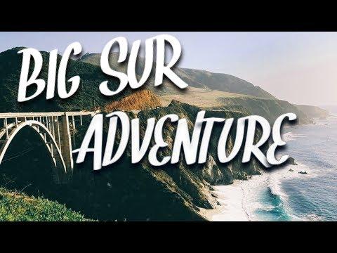 Big Sur Adventure l Vlog