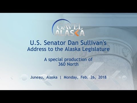 Senator Dan Sullivan's 2018 Address