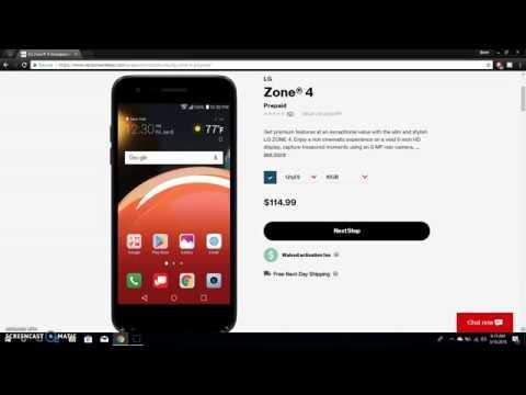 LG Zone® 4 | Verizon Prepaid