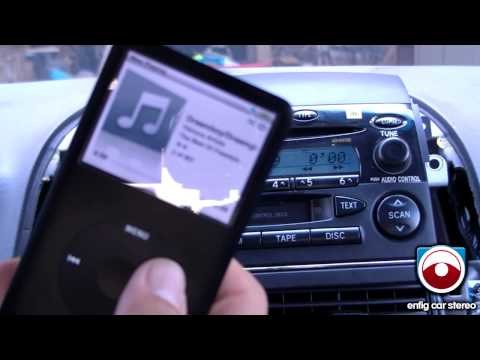 Ipod Iphone Or Aux Adapter Toyota Matrix 2005 2008 Bl