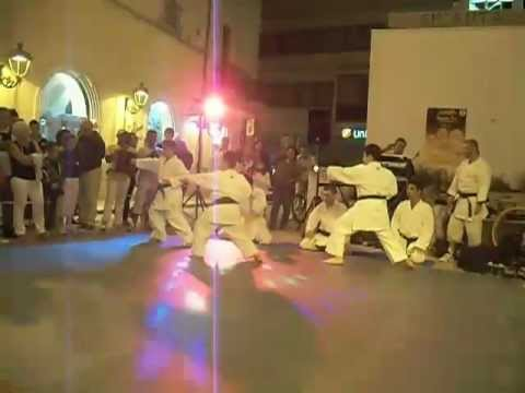 Karate Esibizione1Kata – Notte Bianca Dello Sport San Severo -
