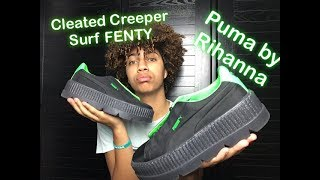 Cleated Creeper Surf FENTY / Puma by Rihanna /UNBOXING PUMA
