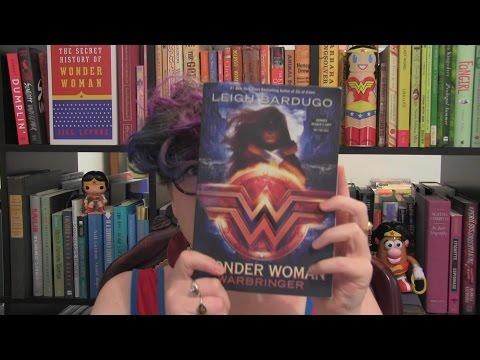 Maverick Monday- Wonder Woman: Warbringer Review