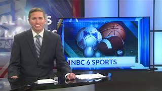 Brad Cesak 10pm Sportscast 10-8-18