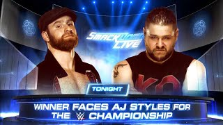 NoDQ Live: Full 2/6/18 WWE Smackdown Live review and highlights thumbnail
