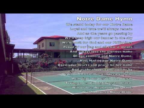 Notre Dame of Parang Hymn