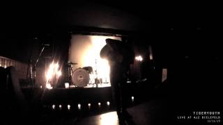 Tigeryouth - Disco! (live at AJZ Bielefeld 11/11/13)