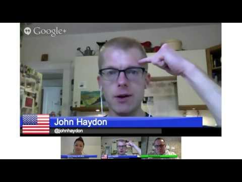 John Haydon On The SHUT UP Show