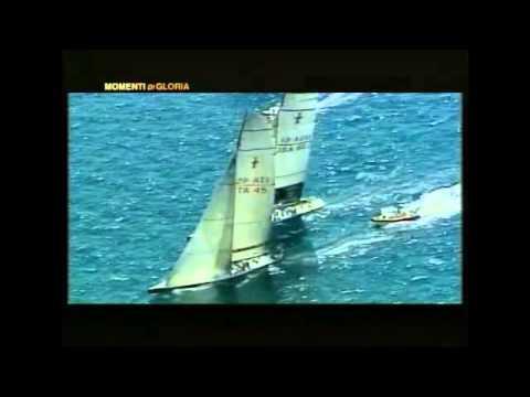 Luna Rossa - America One Finale 2000 Aucland