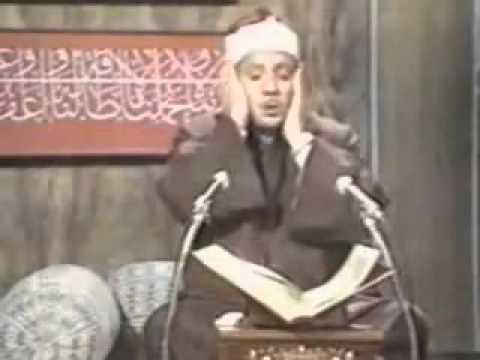 Abdul basit surah shams.... - YouTube