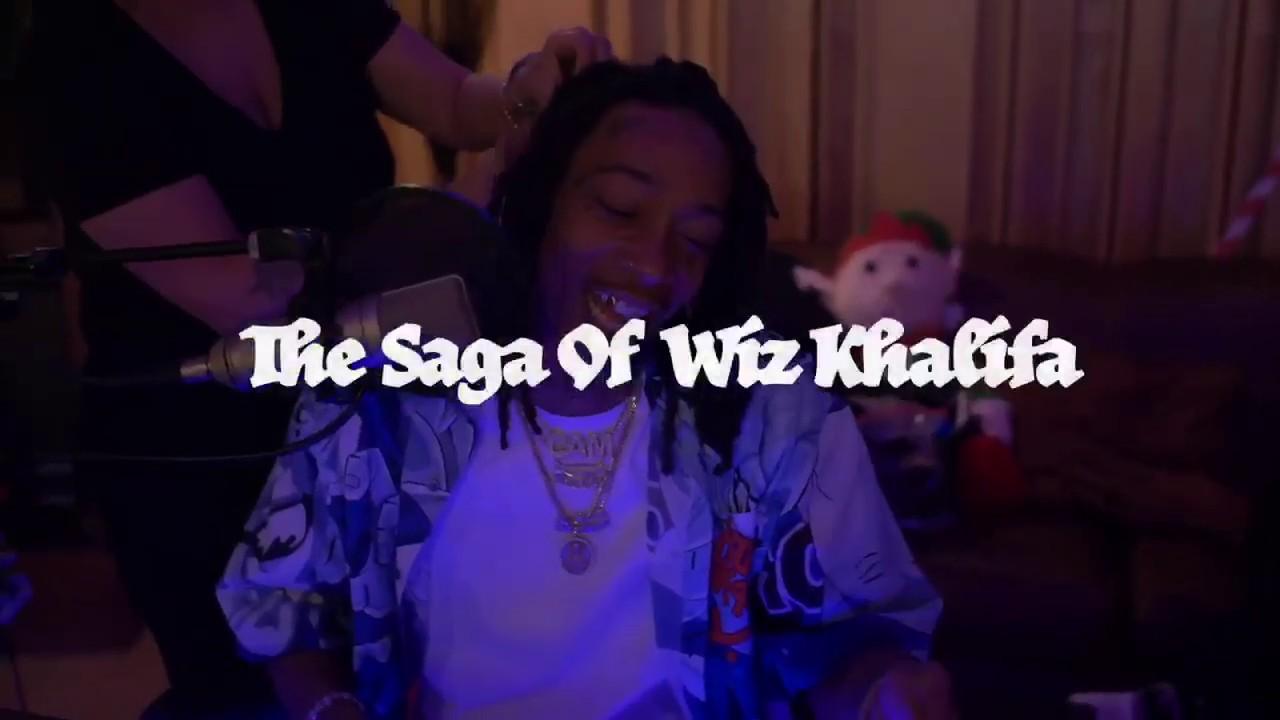 The Saga of Wiz Khalifa [Album Trailer]