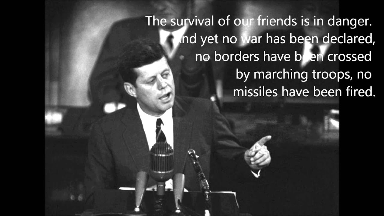 Jfk Secret Societies Speech Full Version Youtube