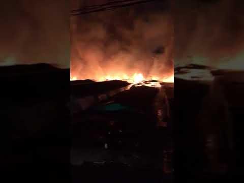 Срочно Пожар в Кизилюрте