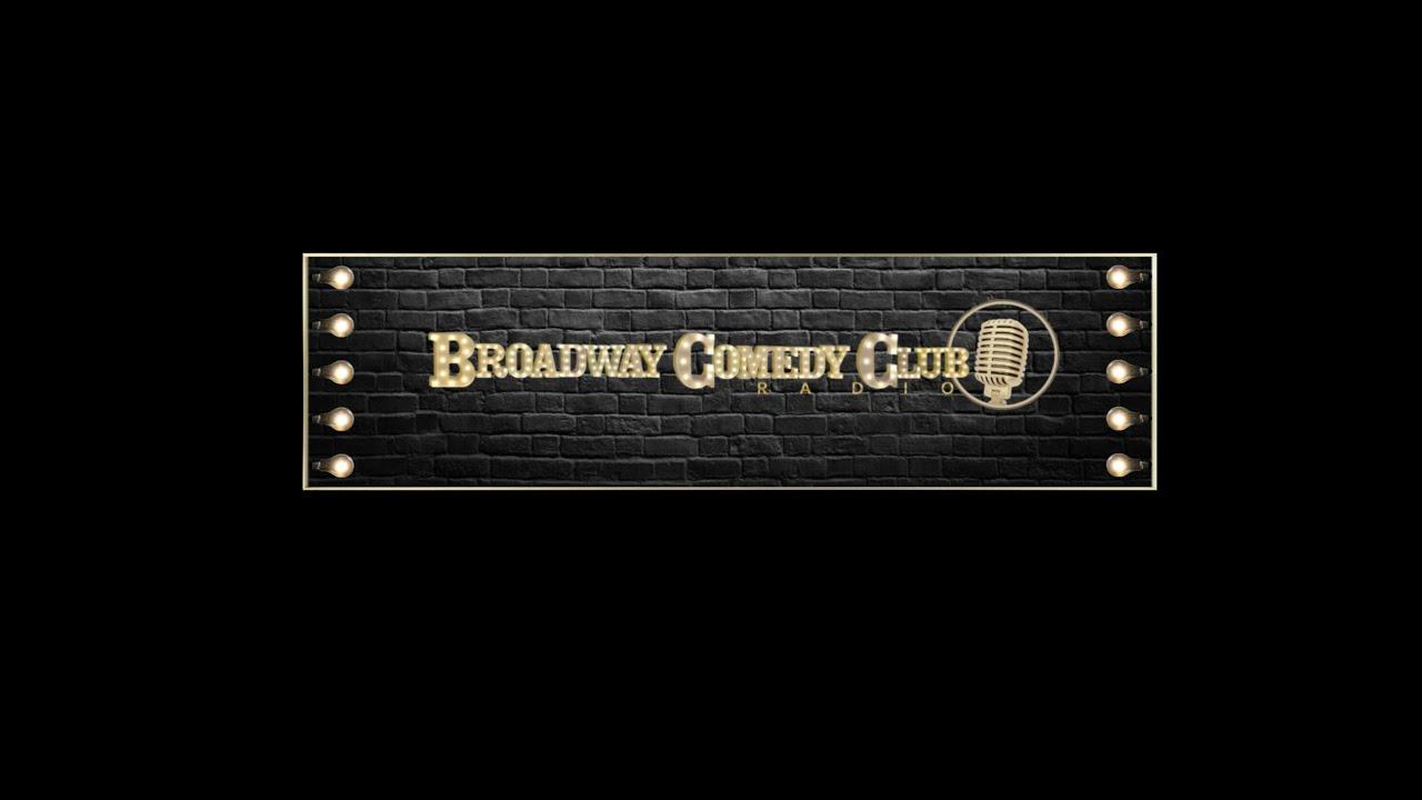 Broadway Comedy Club Radio featuring Victoria Toussie Arnstein