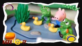 Свинка Пеппа фотографии уточек мультики для самых маленьких