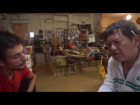 Japonya ; Türkiye tehlikeli bir ülke mi? Biz korkuyoruz - (ingilizce) Shirakawa go köyünde sohbet