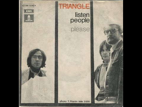 TRIANGLE - listen people