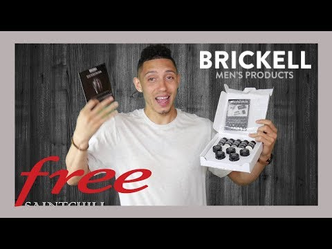 FREE sample Kit - Brickell Men's Products Review